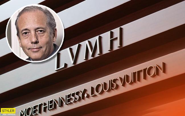 Умер сооснователь группы Louis Vuitton и Moet Hennessy Ален Шевалье