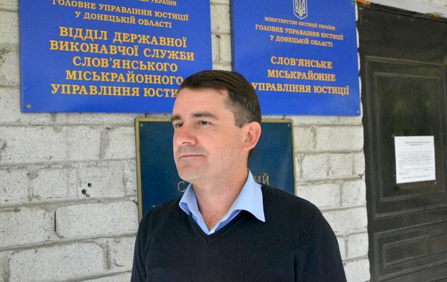 На виборах у мери Слов'янська лідирує прихильник Штепи