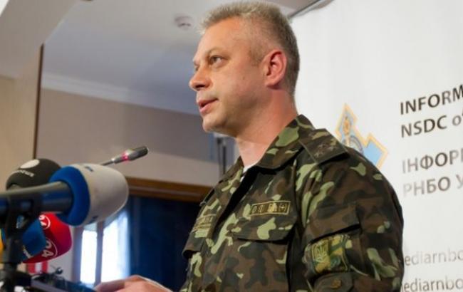 В зоні АТО за добу поранені троє військових, загиблих немає, - АПУ