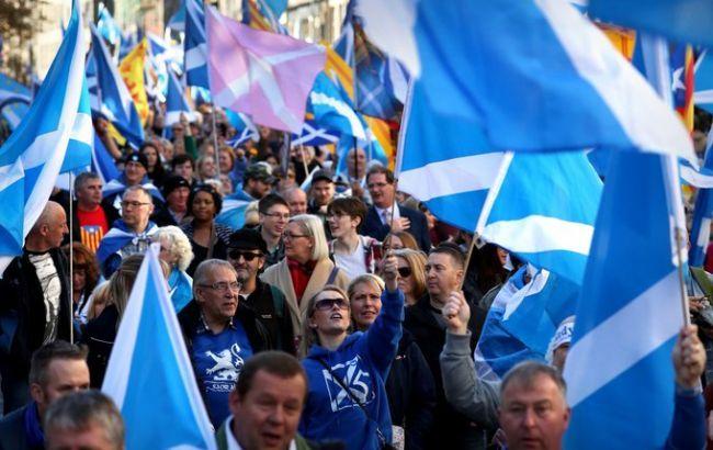 Британія не підтримає референдум про незалежність Шотландії