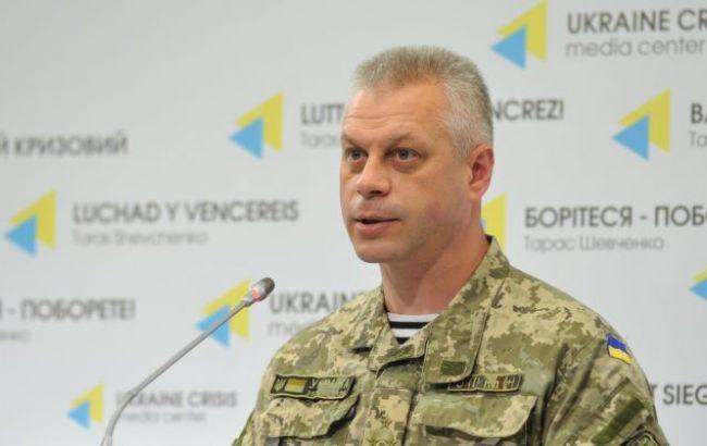 В ході боїв на Світлодарській дузі український військовий потрапив у полон, - Лисенко