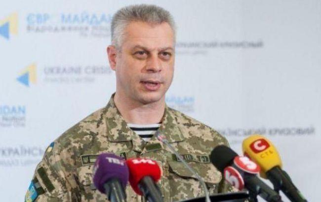 В зоне АТО за сутки погибли 2 военных, еще 10 ранены