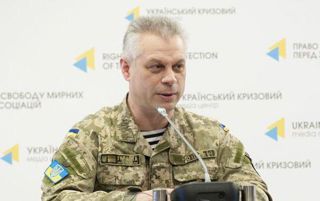 Штаб: Взоне АТО умер военный, очередной ранен