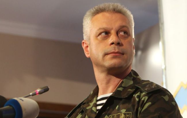 В зоні АТО за добу поранений один українських військовий, загиблих немає