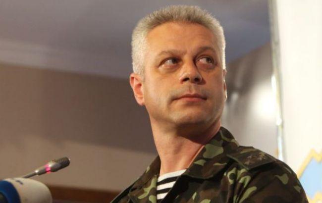 В зоне АТО за сутки погиб один украинский военный, 9 ранены