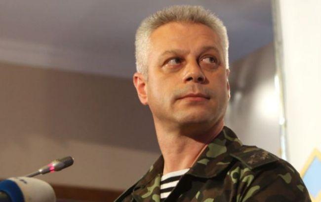 В зоні АТО за добу поранений один український військовий, загиблих немає