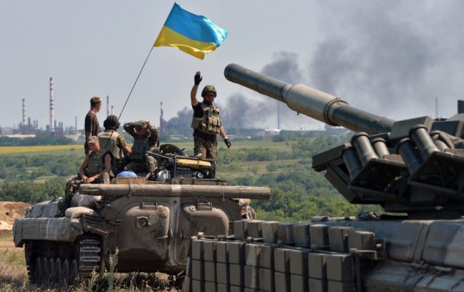 Фото: Бойцы АТО (zik.ua)