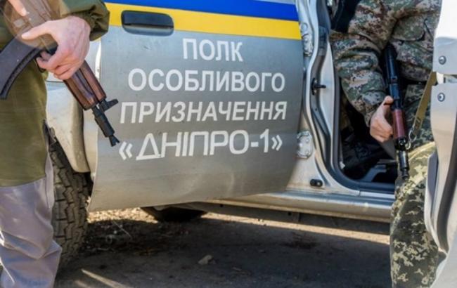 """Полк """"Дніпро-1"""" вивели з Пісків"""