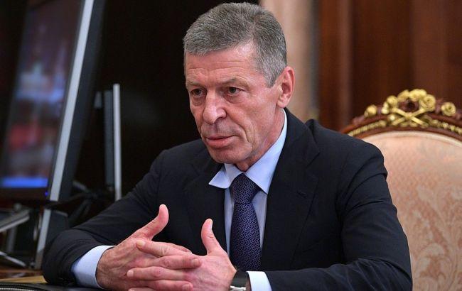 Козак о мирном решении конфликта на Донбассе: надежды стремительно рассеиваются