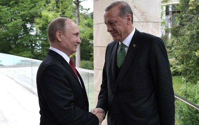 Отношения РФ иТурции приобретают особый характер— Путин