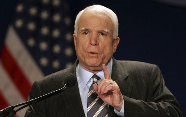 Фото: Джон Маккейн рассказал о влиянии РФ на выборы в США и других странах