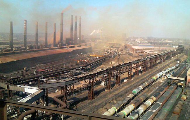 Фото: Макіївський металургійний завод (panoramio.com-Victor Timkov)