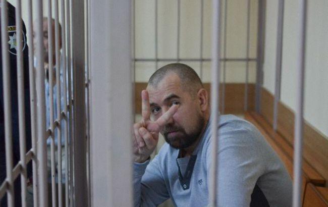 Осужденный за нападение на Гандзюк получил еще один приговор