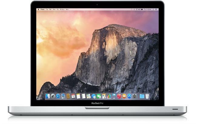 Фото: MacBook Pro може позбутися кнопки Escape