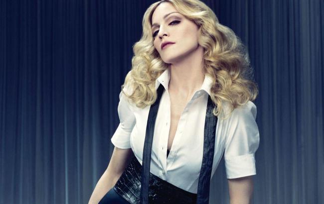 Фото: Мадонна (wallpapermade.com)