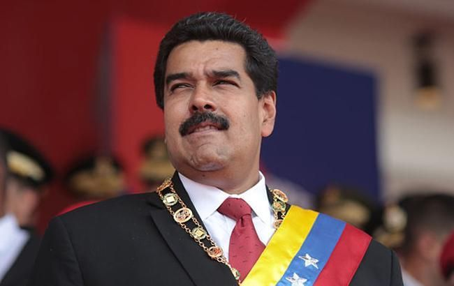Фото: Ніколас Мадуро (wikimedia.org)