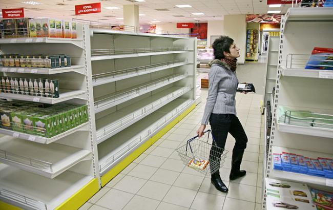 Только половина россиян замечает ухудшение ситуации в экономике