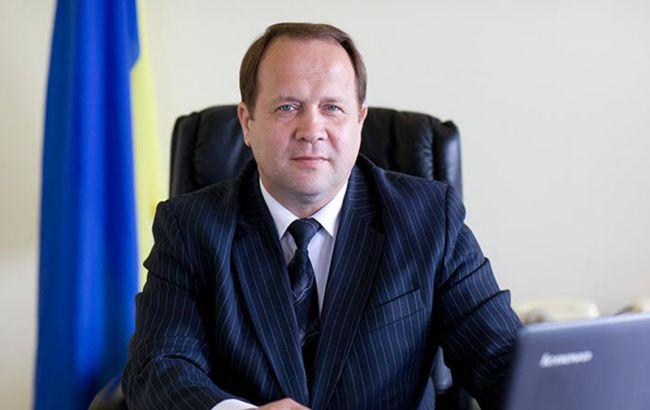 Фото: глава Счетной палаты Роман Магута