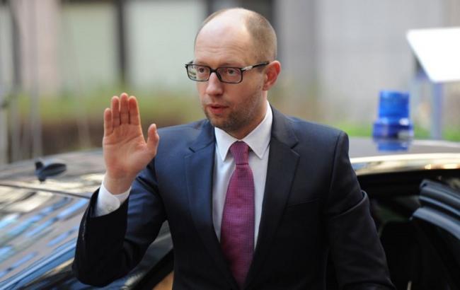 Яценюк може сьогодні скласти повноваження, якщо в парламенті буде створено нову коаліцію