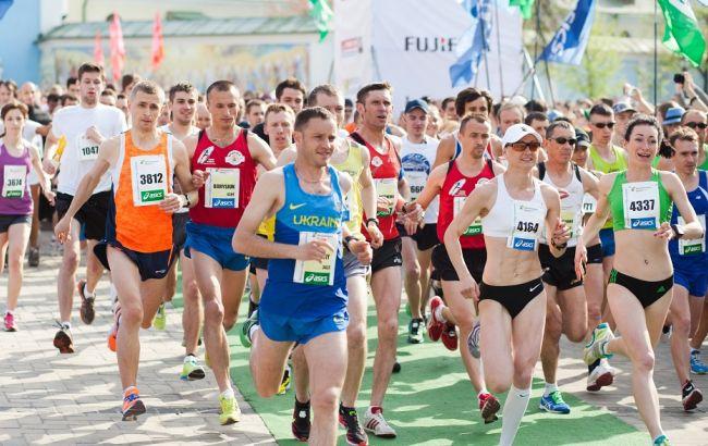 Фото: у столиці 8-9 жовтня пройде марафон