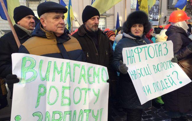Фото: митинг промышленников 7 декабря