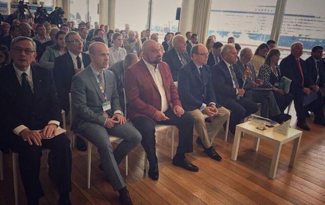 Фото: у Монте-Карло відбувся форум з енергетичної безпеки в ЄС (прес-служба Burisma)