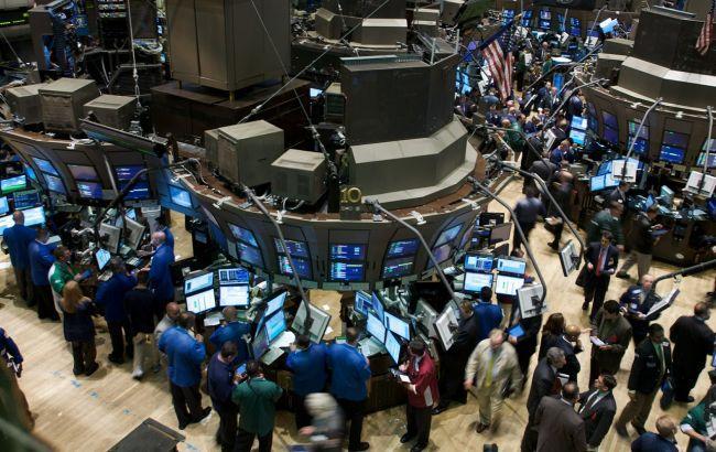 Фото: фондовый рынок США