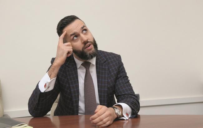 Фото: заместитель главы МЭРТ Максим Нефедов