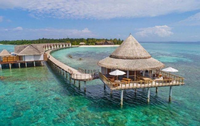 Ціни знижуються: перевіряємо вартість путівок на Мальдіви у березні