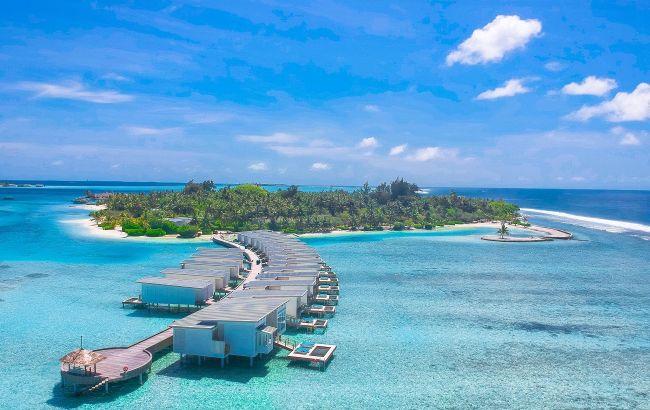 Місця на Мальдівах закінчуються: попит на острівний відпочинок рекордно зріс