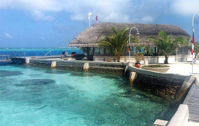 Фото: украинским туристам не нужна виза на Мальдивы