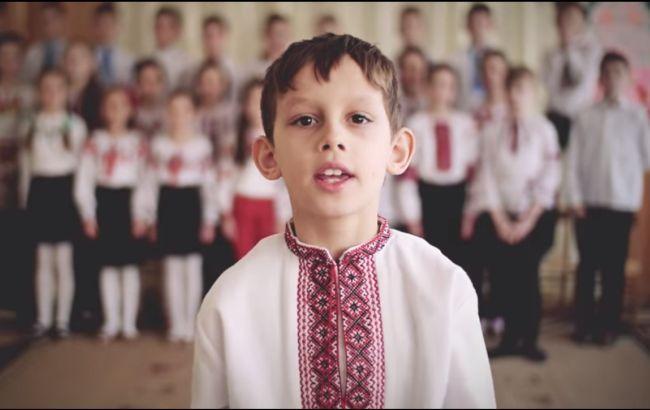 Школьники спели песню Скрябина