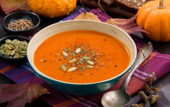 Суп-пюре з гарбуза: просто, корисно і дуже смачно
