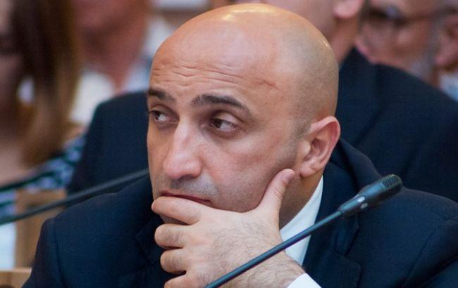 Фото: новый прокурор АР Крым Гюндуз Мамедов