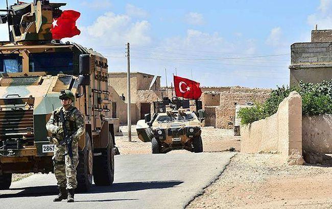 У Туреччині повідомили про обстріл з боку курдів у Сирії