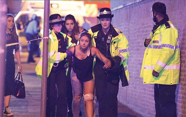Спецслужбы Британии и ЕС знают, что террористы готовят взрывы, но не знают где взорвется (фото - http://www.manchestereveningnews.co.uk)