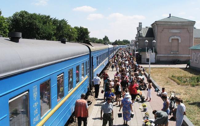 Поліція відкрила справу за фактом травмування пасажирів поїзда Київ-Бердянськ