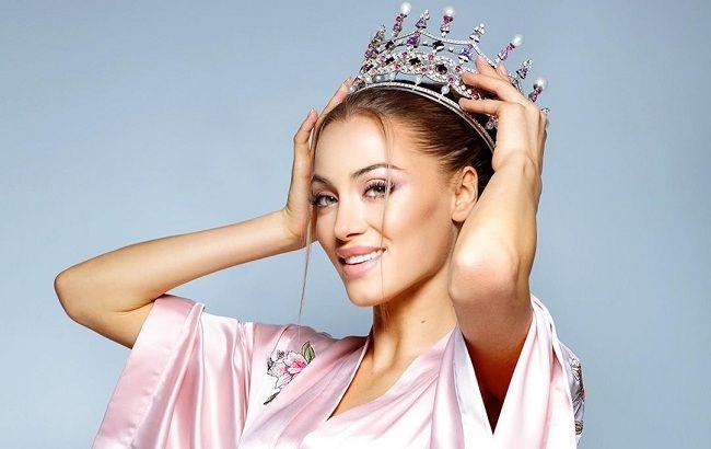 Міс Україна показала розкішне плаття, в якому представить країну на Міс світу 2019