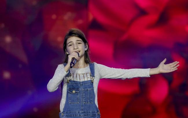Фото: Маріам Мамадашвили (Eurovoix.com)