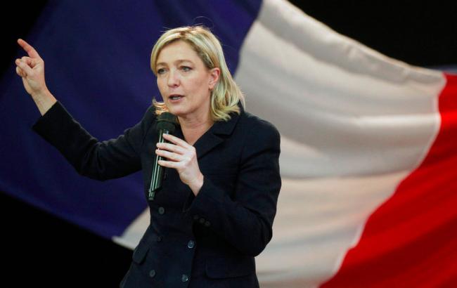 Ле Пен намерена отказаться от стратегии Frexit, - Daily Telegraph