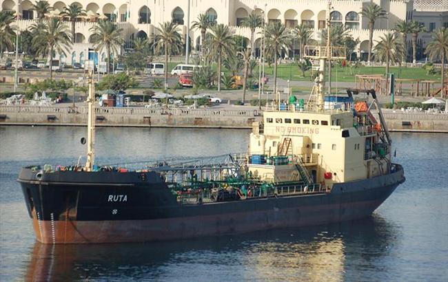 "Фото: танкер ""Рута"" (marinetraffic.com)"
