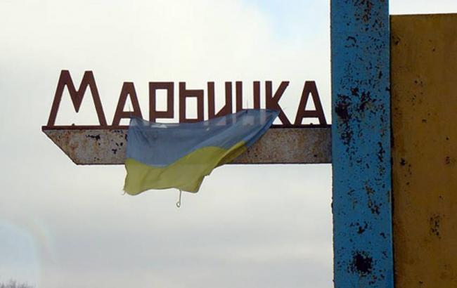 Фото: в Марьинке повреждены 6 жилых домов