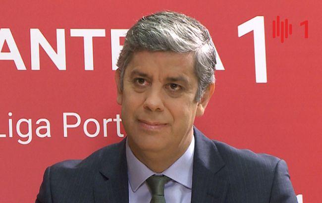 Министр финансов Португалии избран новым главой Еврогруппы
