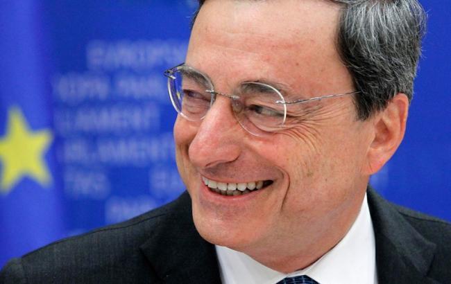 ЕЦБ продлит стимулирование экономики доначала весны 2017-ого...