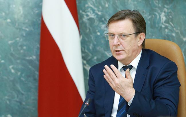 Фото: премьер-министр Латвии Марис Кучинскис