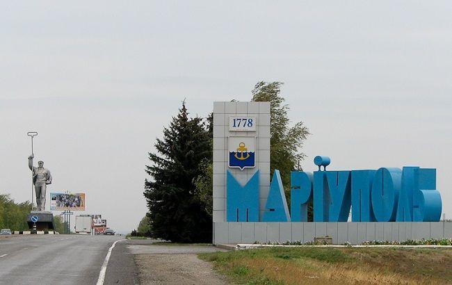 Прес-центр РБК-Україна в Маріуполі: онлайн-трансляція