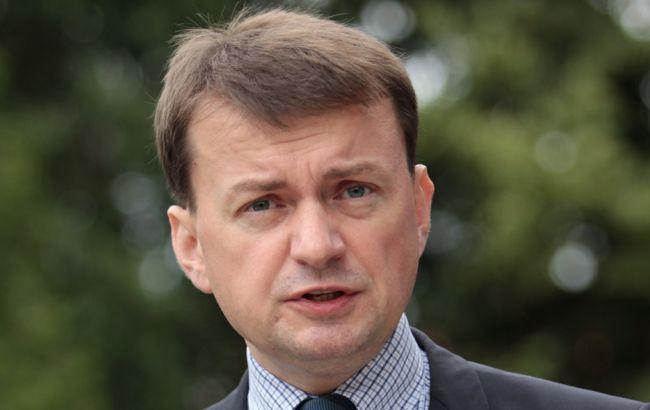 Протести в Польщі: глава МВС звинуватив опозицію у спробі захоплення влади