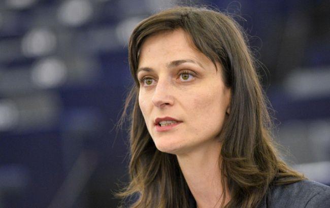 Фото: доповідач Європарламенту Марія Габріел