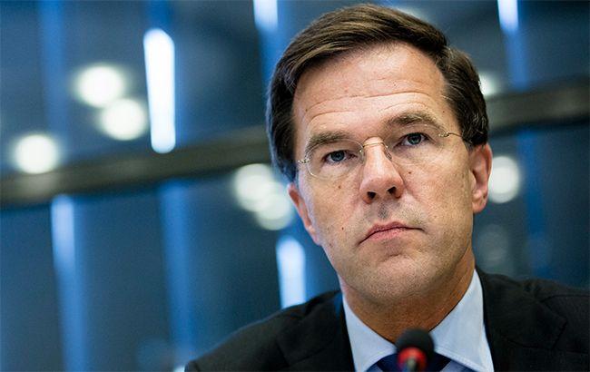 Фото: прем'єр-міністр Нідерландів Марк Рютте
