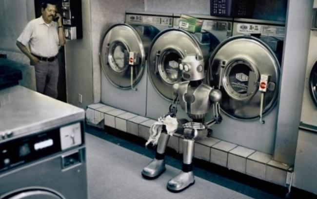 Фото: Робот (Future Hippie)